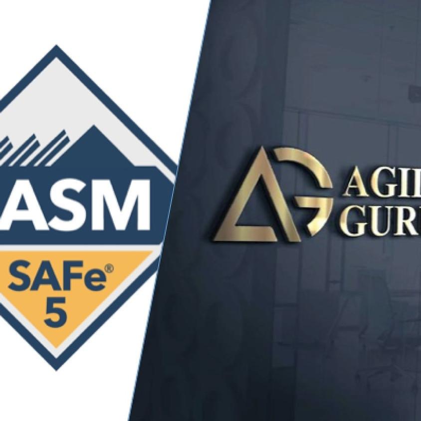 SAFe Advanced Scrum Master 5.0 - Canada | Eastern Time zone