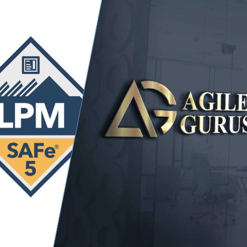 Online: SAFe Lean Portfolio Management 5.0 - Virginia time zone
