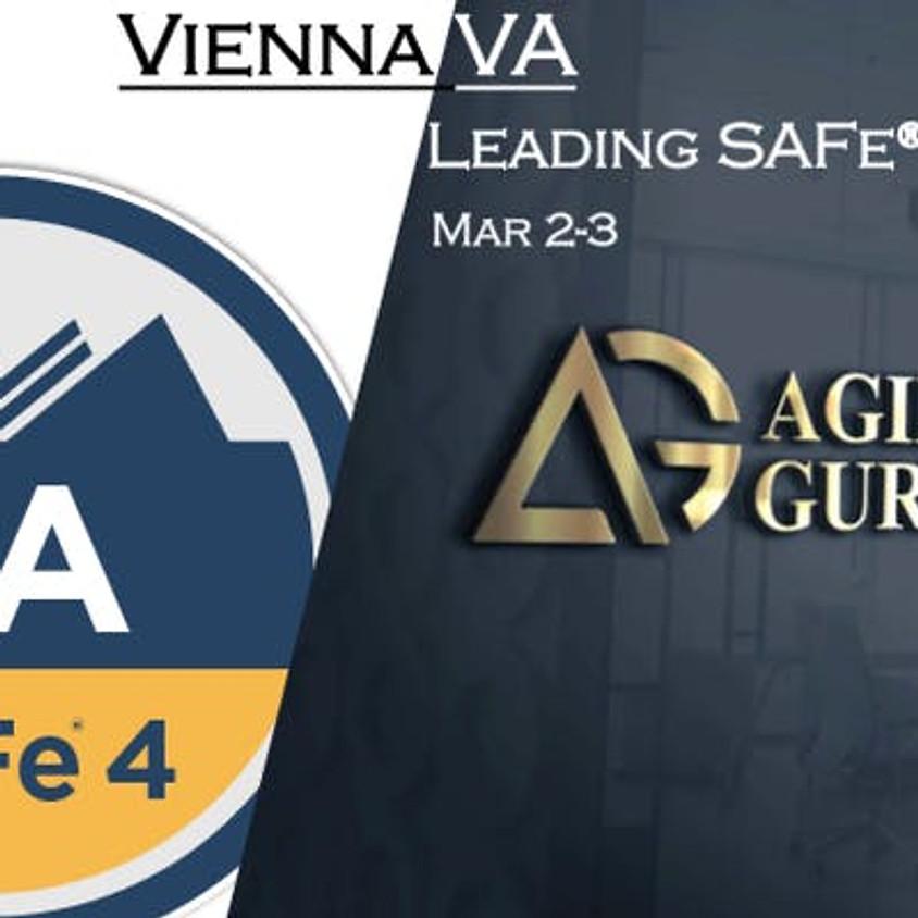 Leading SAFe 4.6 - Falls Church