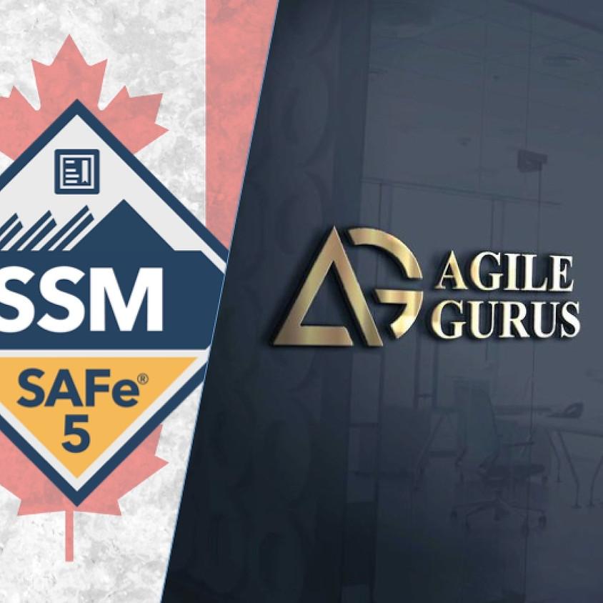 Online: SAFe Scrum Master 5.0 - Toronto, Canada - Eastern Time Zone