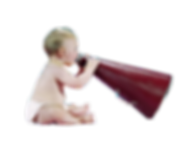 1960s-profile-of-seated-baby-shouting-vi