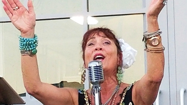 Baron Raymond Trio featuring Sherri Pie-Vocals Friday May 14th 6-8:30 PM