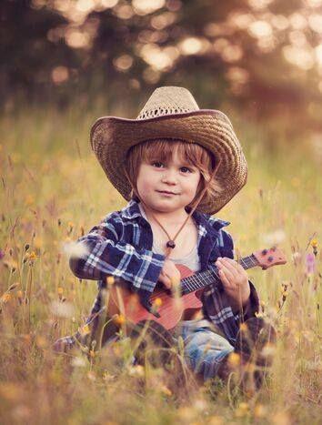 cowboy uke
