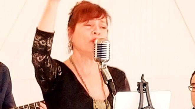 Sherri Pie Trio at Lavallette Yacht Club  Time 6-9 PM