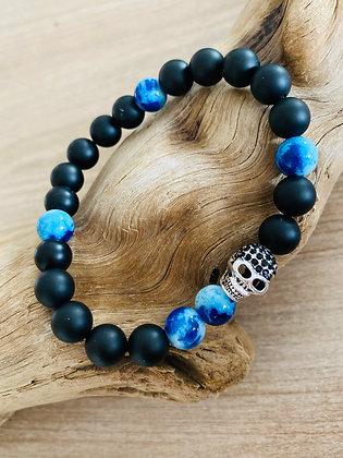Bracelet Skullblue