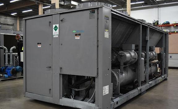 Reparcion y mantenimiento de chillers y equipos de frio. Mantnimientos preventivos y predictivos