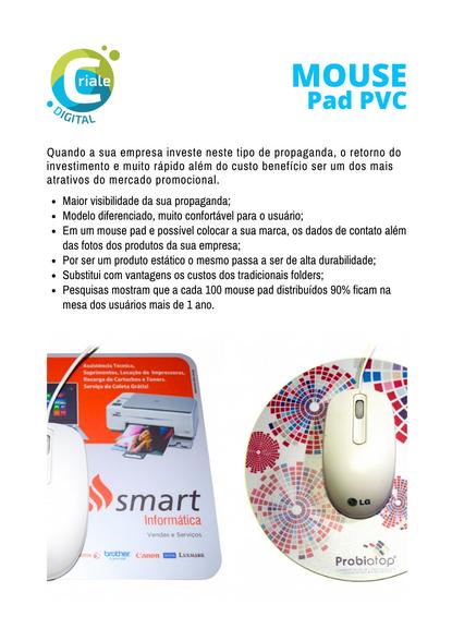 Mouse Pad Látex