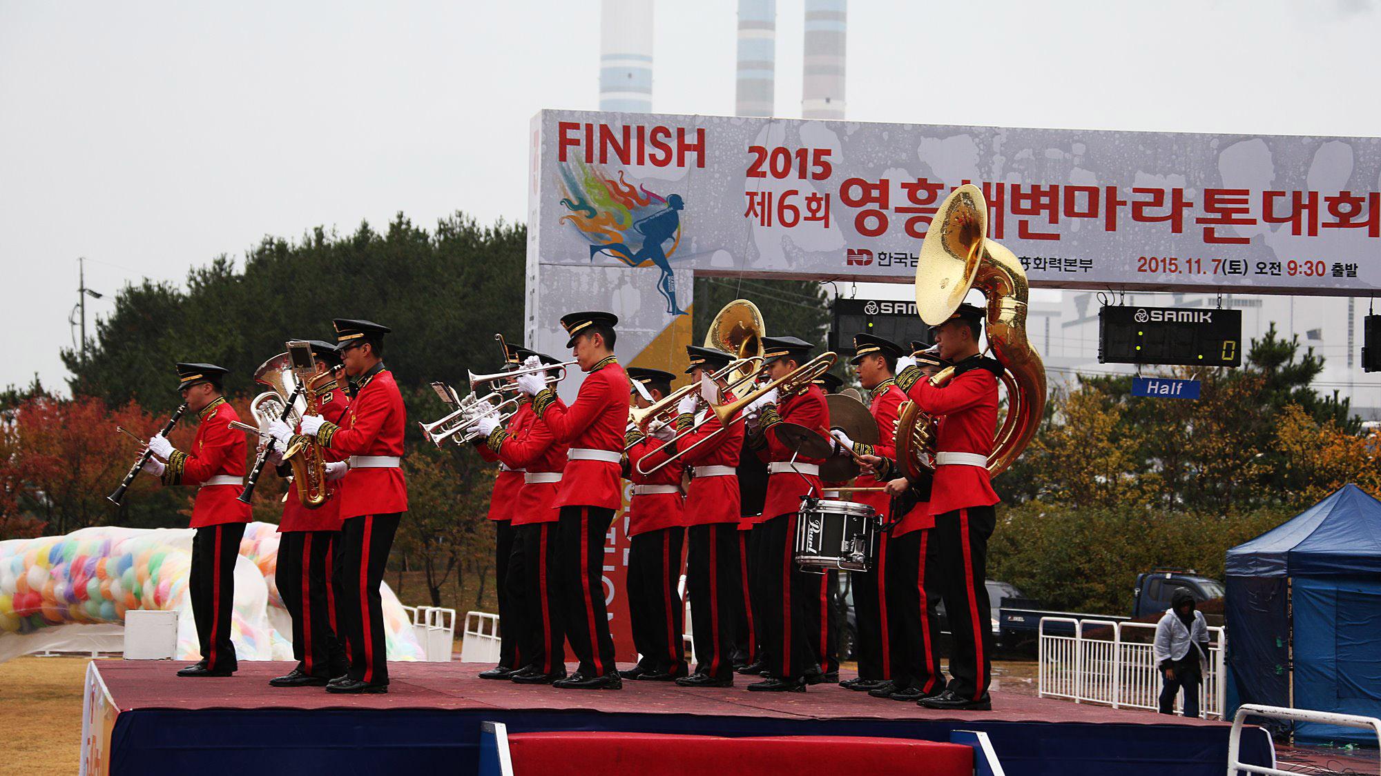 영흥해변마라톤대회