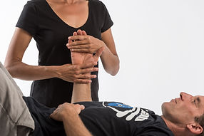 Alexander Technique to release stress and tension and relieve painful back, joints, shoulders, etc