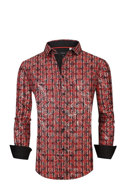 Shirts LS020-002