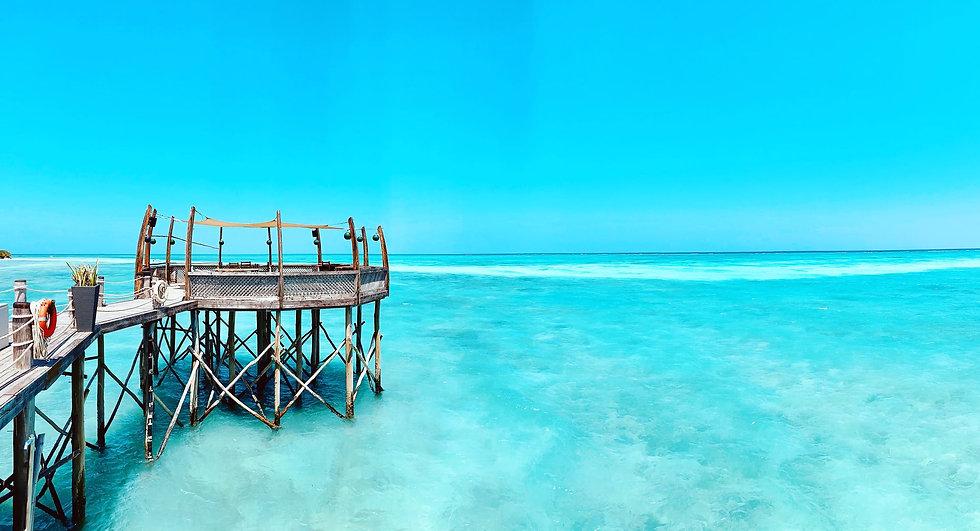 Jetty Zanzibar