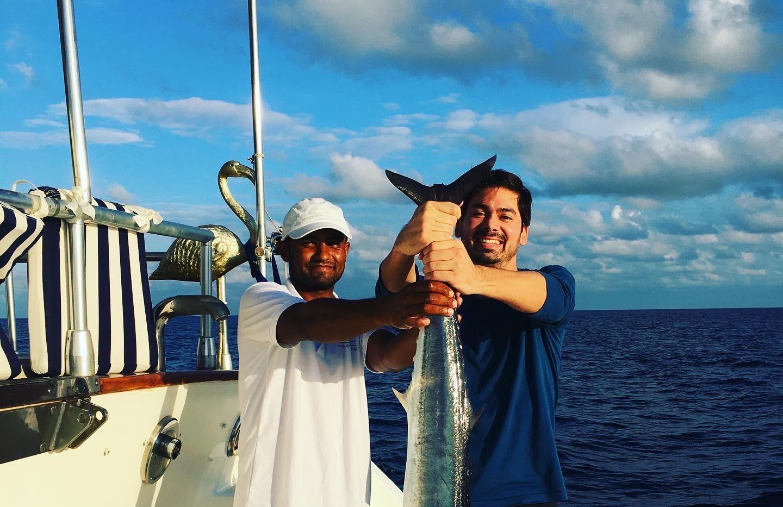 Wahoo caught trawling.JPG