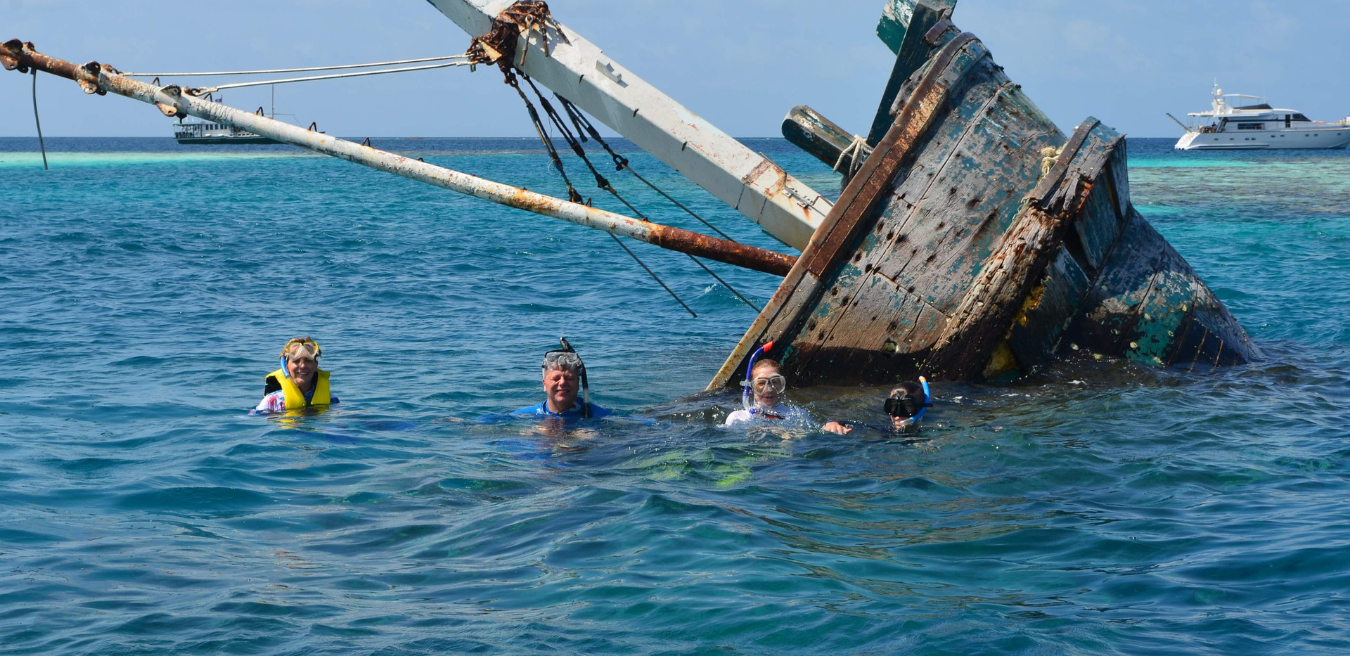 Snorkeling the wreak.jpg