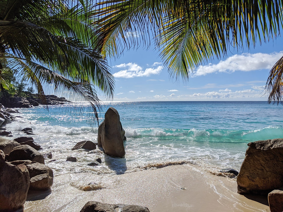 Seychelles - Secluded Beach
