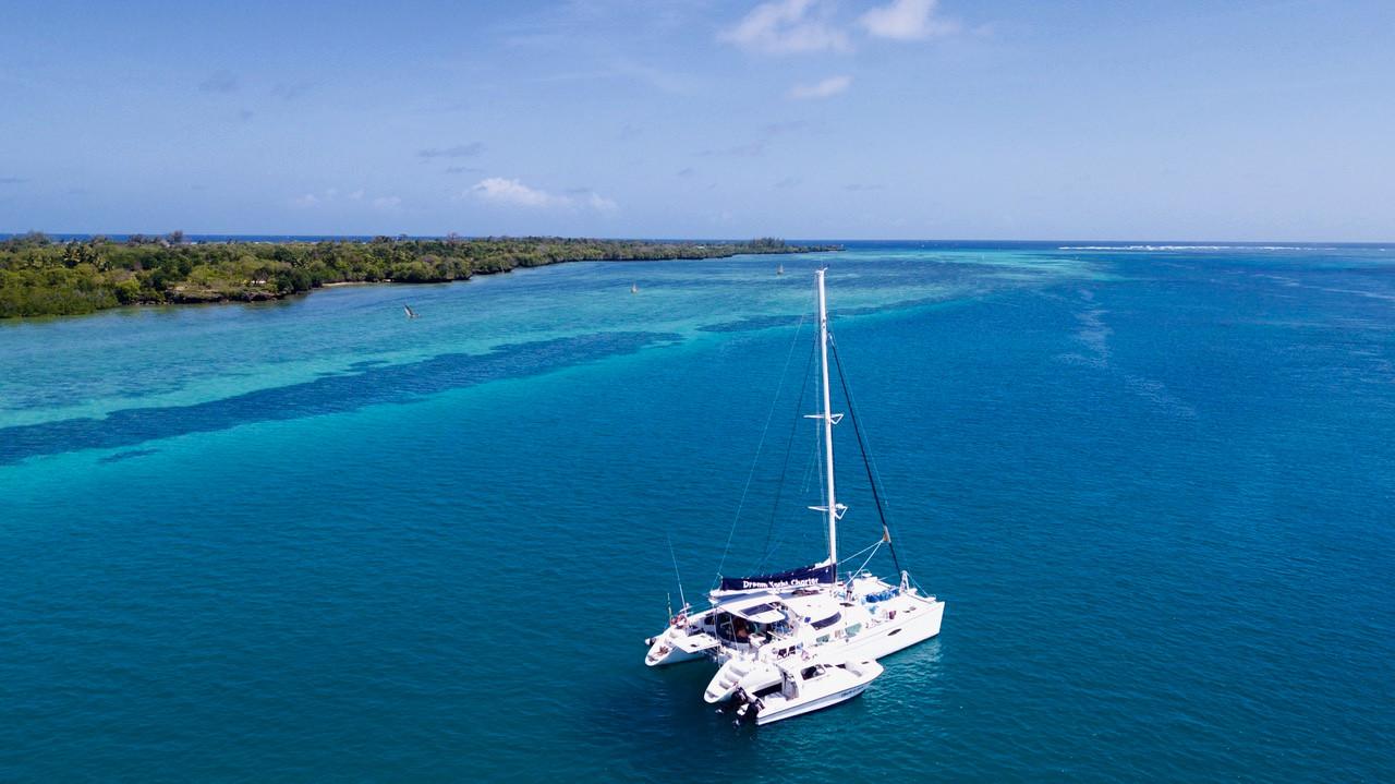 Zanzibar luxury ycht charter