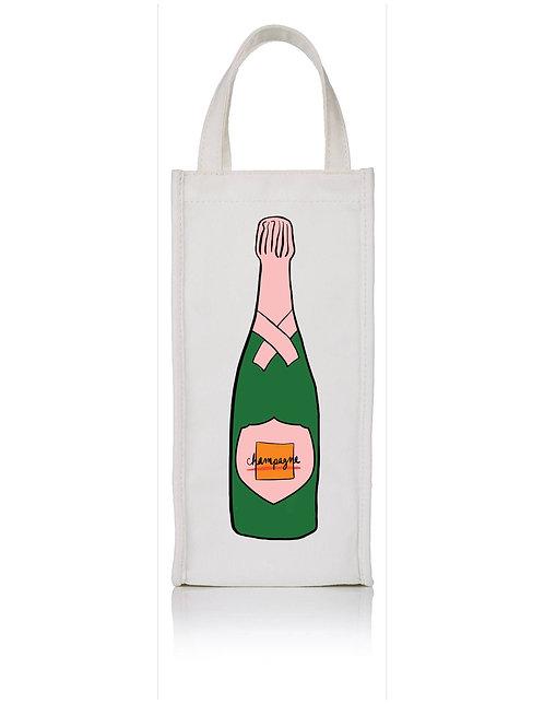 Toss Designs Veuve Clicquot Wine Bag