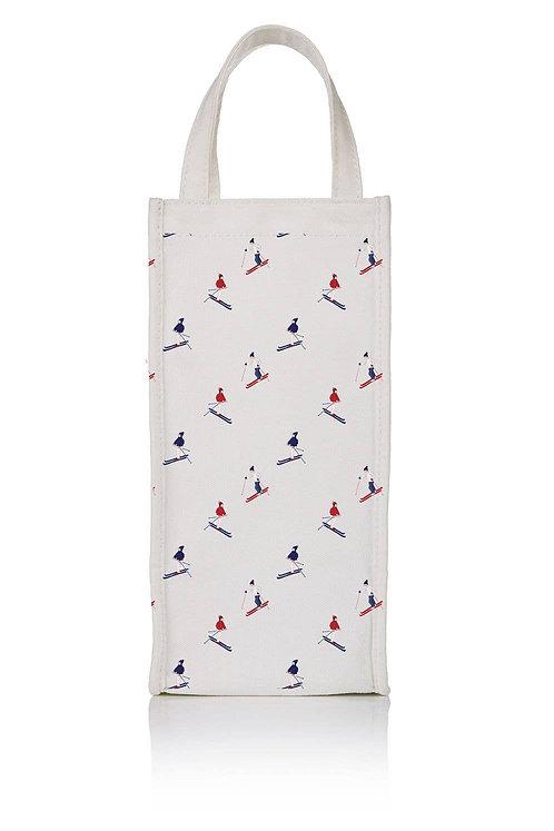 Toss Designs Skier Wine Bag