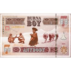 Burna Boy - Anybody Single