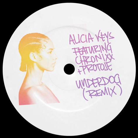 • Alicia Keys ft. Chronixx & Protoje - Underdog Remix