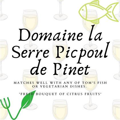 Domaine La Serre Picpoul de Pinet
