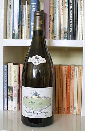 Chablis Domaine Long-Depaquit (2015)