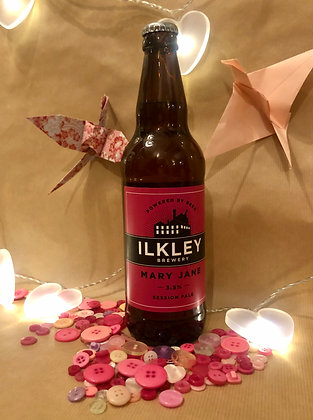 Ilkley Brewery Mary Jane Session Pale Ale x 8