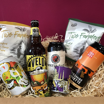 A box of 'Beer'-illiant Yorkshire Brews