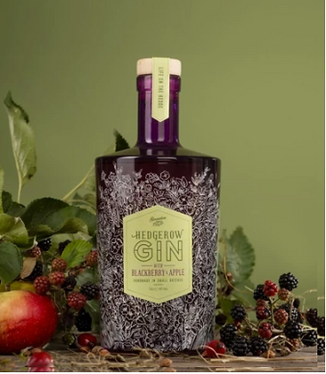 Hedgerow Blackberry and Apple Gin (70cl)