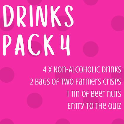 Drinks round 4 - non-alcoholic option