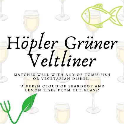 Hopler Gruner Veltliner (2019)