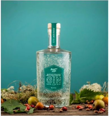 Hedgerow Gin (70cl)