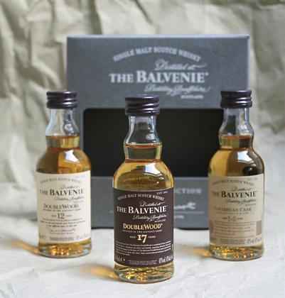 The Balvenie Tasting Collection