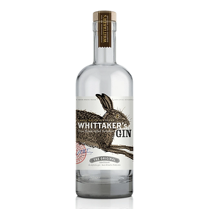 Whittakers Original Gin (70cl)