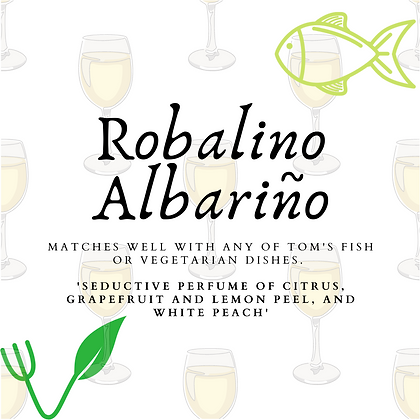 Robalino Albariño