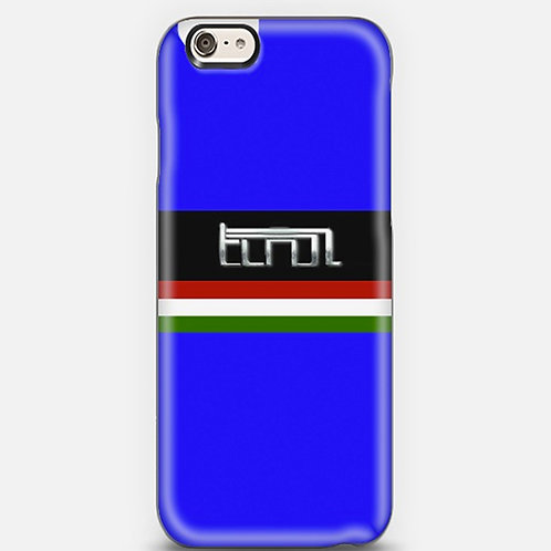 Tunji Italiano smart phone case