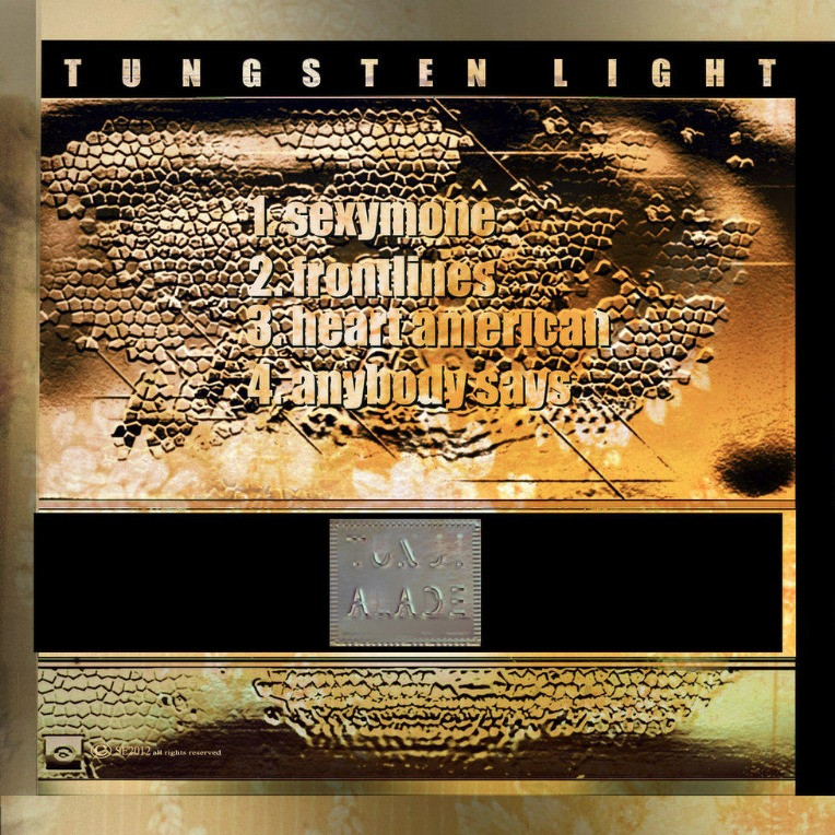 limited edition EP of Tungsten Light