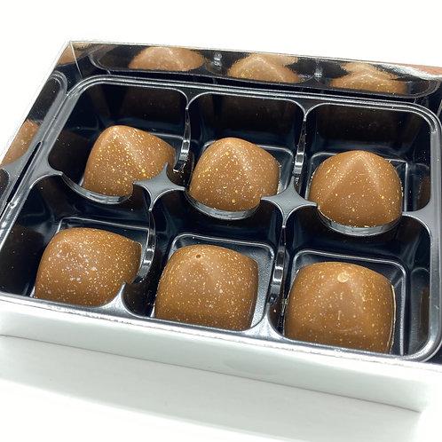 Handmade Disaronno Velvet Belgian Chocolate Truffles