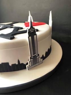 New York Cake