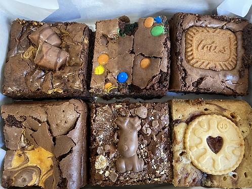 Mixed Brownie & Blondie Box