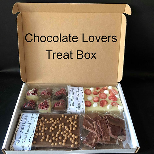Chocolate Lovers Treat Box