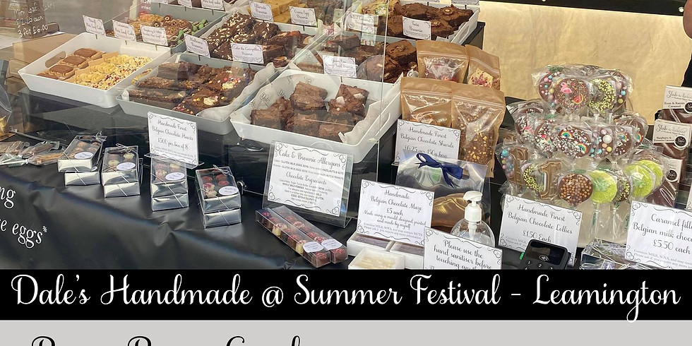 Summer Festival - Leamington Spa