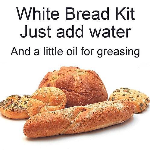 White Bread Making Kit
