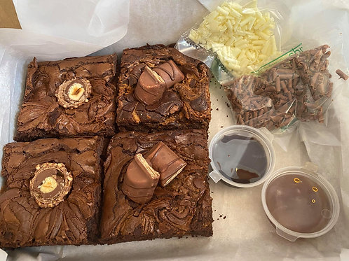 Brownie Dessert Subscription Box