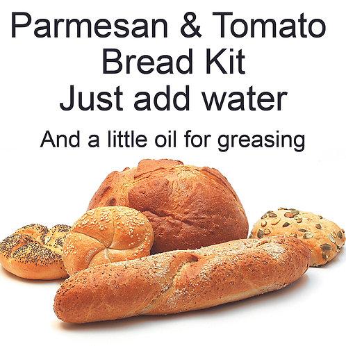 Parmesan & Tomato Bread Making Kit