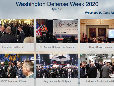 Washington Defense Week 2020