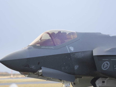 KONGSBERG AWARDED CONTRACTS WORTH 800 MILLION NOK IN TOTAL FOR COMPOSITE COMPONENTS FOR F-35 PROGRAM