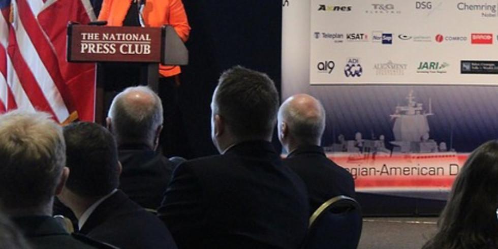 8th Annual Norwegian-American Defense Conference