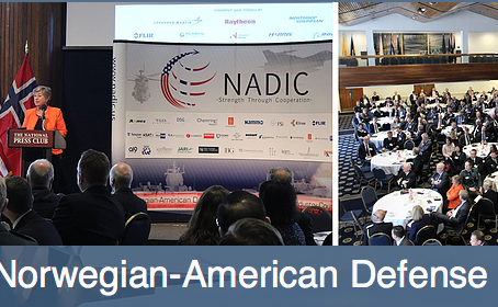 NADIC's 8th Annual Defense Conference Confirmed!