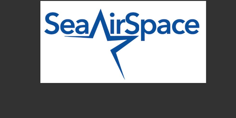 NAVY LEAGUE SEA AIR SPACE 2021