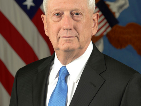 Hacking for Defense Lessons Learned Presentations with General Jim Mattis